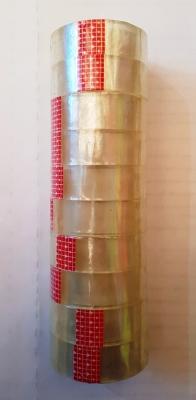 Скотч канцелярский, 20м, в уп. 10шт (продажа упаковкой)