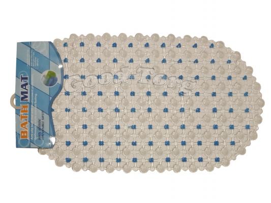 Коврик для ванны прозрачный дешевый цветной