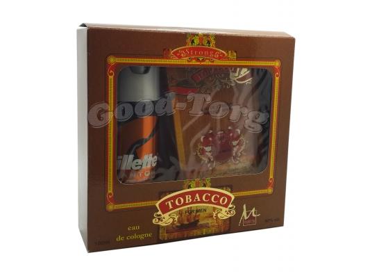 Набор для мужчин Tabacco ( одеколон 100 мл., дезодорант )