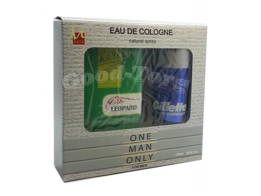 Набор для мужчин Charles ( одеколон 100 мл., дезодорант )