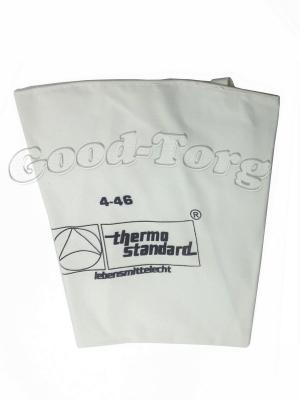 Кондитерский мешок, белый, 4х46, арт. 14