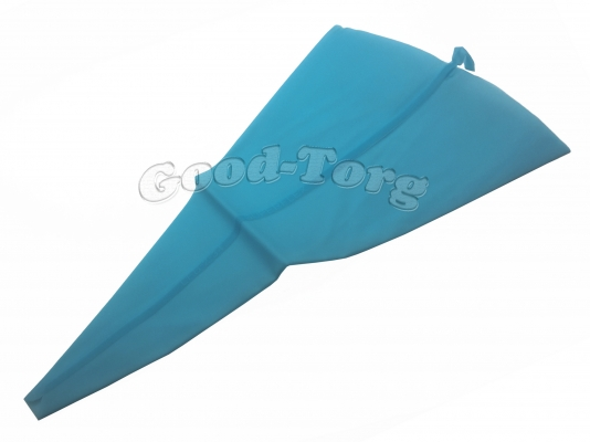 Кондитерский мешок, голубой, 4х46, арт. 07