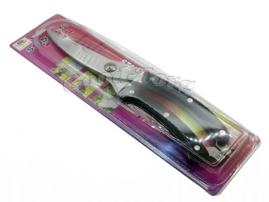 Кухонные ножницы 25 см. длинна лезвия 9 см.