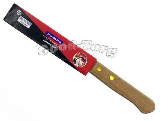 Нож  деревянная ручка, 7-ка,  285 мм.