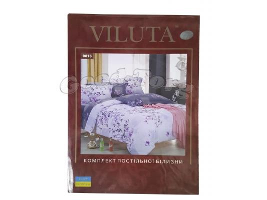 Постельное белье VILUTA N16, полуторный (Пододеяльник 1 шт. 215х145 см. Простыня 1 шт. 220х150 см. Наволочка 2 шт. 70х70 см.)