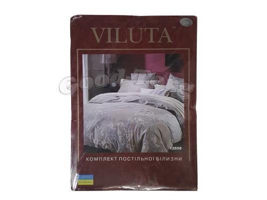 Постельное белье VILUTA N11, полуторный (Пододеяльник 1 шт. 215х145 см. Простыня 1 шт. 220х150 см. Наволочка 2 шт. 70х70 см.)