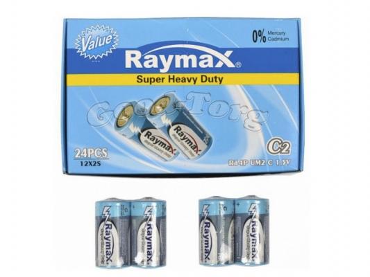 Батарейки Raymax R14   1 уп. = 24 шт.