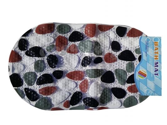 Коврик для ванны арт. А11 - Камушки 66x40