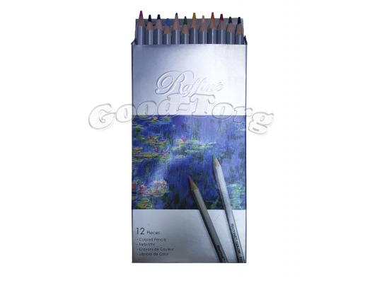 Карандаши цветные Marco 7100-12
