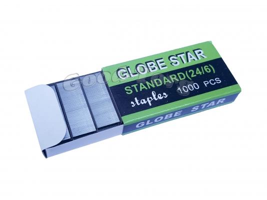 Скобы для степлера 24 мм, 1 уп. = 10 шт.