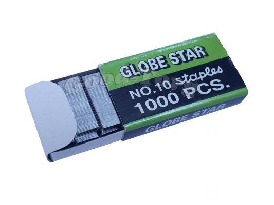 Скобы для степлера 10 мм,1 уп. = 10 шт.