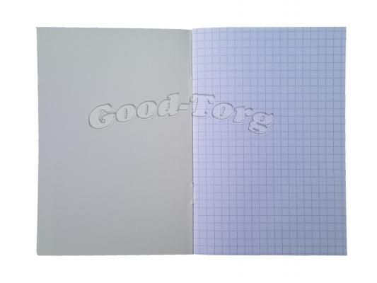 Блокнот А6 32 листа на скобе