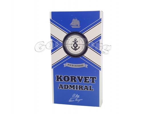 Туалетная вода KORVET Admiral  100 мл.
