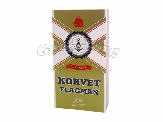 Туалетная вода KORVET Flagman  100 мл.