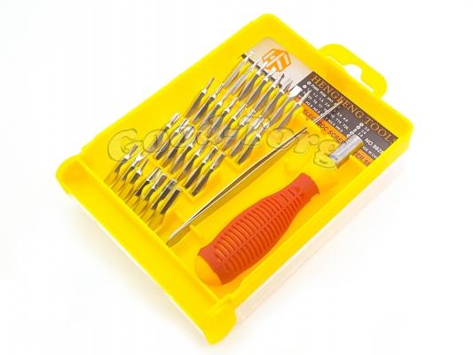 Набор отверток (мобильный) JK 6032