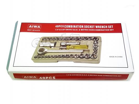 Набор AIWA - 40 предметов