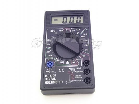Мультиметр DT - 830B