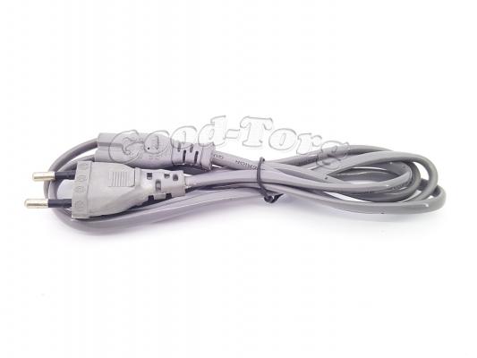 Шнур для радио серый