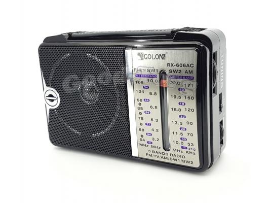 Радиоприемник COLON 606AC