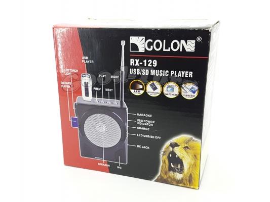 Радиоприемник COLON RX-129