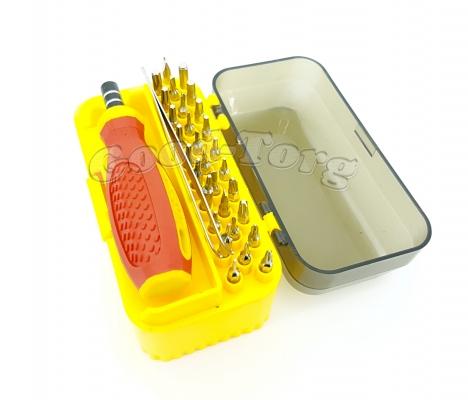 Набор отверток для ремонта мобильных телефонов большой