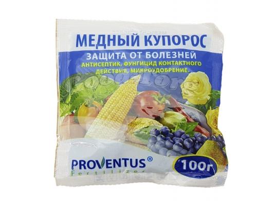 Медный купорос Proventus 100 г. Оригинал