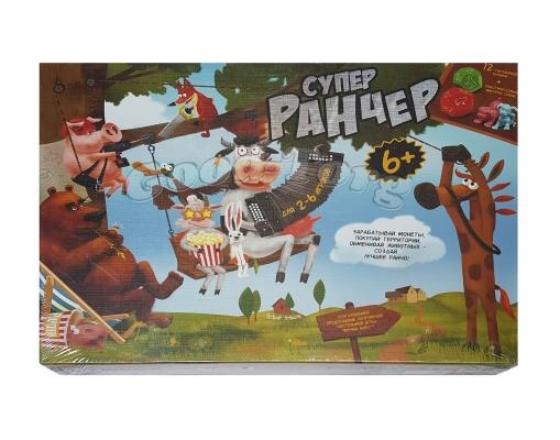 Игра настоьная Супер Ранчер (Ферма 2)