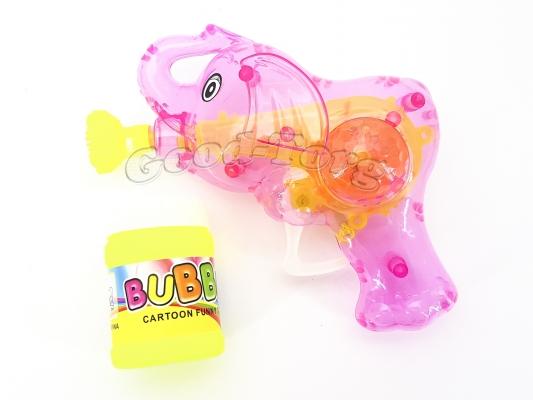 Мыльные пузыри слон механический