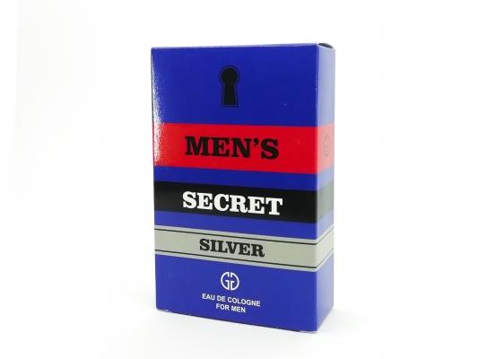Туалетная вода MEN'S SECRET Silver 95 ml.