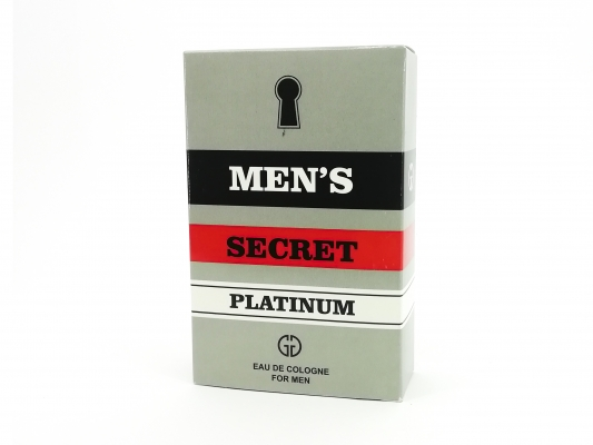 Туалетная вода MEN'S SECRET Platinum 95 ml.