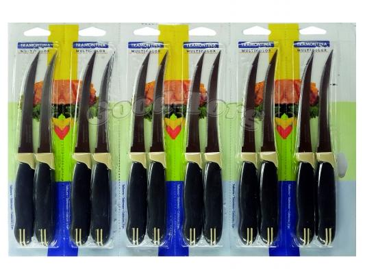 Нож на планшете темно синяя ручка фабричный Китай, 235 мм., пилка, 1 уп. = 12 шт. (продажа листом)