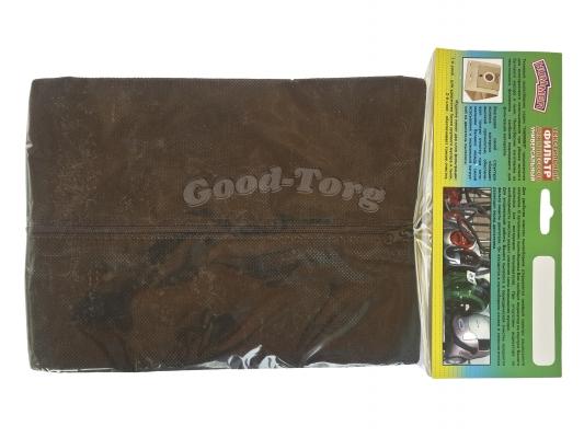 Мешок для пылесосов, змейка, текстильный, многоразовый 23,5x18:вверх 15х12