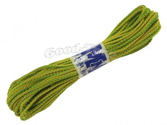 Веревка бельевая в пакете ф5 (15 м.)