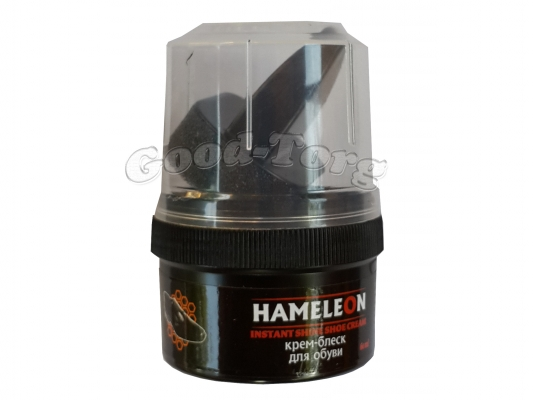 Крем для обуви HAMELEON 12 шт. (продажа пачкой)