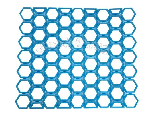 Сетка на мойку, пластмассовая, 295*250 мм.