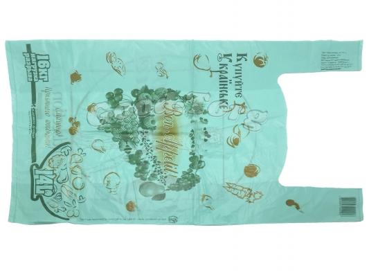 Пакет Bon Appetite, Золотое Сечение, 16 кг, 14 л., синий, 290*460 мм, 250 шт.