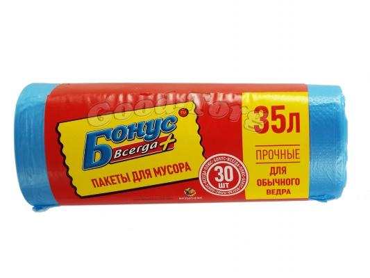 Мусорный пакет 35/30