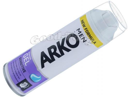 Гель для бритья ARKO Men  Sensitive- 200 мл. (Турция)