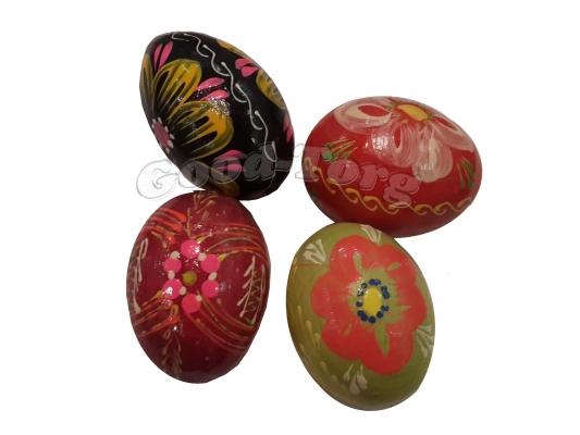 Яйцо с рисунком (писанка)
