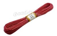 Шнур веревка диам. 3 плетеная с наполнителем  15 метров