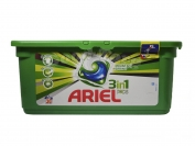 Ariel капсулы для стирки 3 в 1 Mountain spring, 30 шт