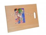 Доска деревянная для нарезки вид N 00 14см ×34см