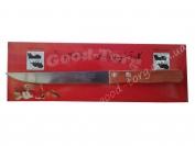 Ножи в красной пачке №3,  маленький., 12 шт. (продажа упаковкой)