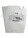 Кондитерский мешок, белый, 3х40, арт. 13