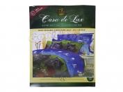 Постельное белье Casa de Lux (зеленая упаковка) N17, семейный (Пододеяльник 2 шт. 215х145 см. Простыня 1 шт. 220х200 см. Наволочка 2 шт. 70х70 см.)