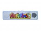 Акварель медовая 6 цветов в пластиковой коробке