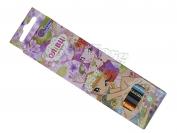 Карандаши J.Otten 6 цветов рисунки для девочек
