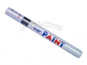 Маркер краска Paint SP-110 серебро