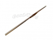 Крючок односторонний металл. 0.5 мм 1 уп. = 10 шт.