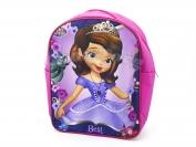 Рюкзак для девочек 23×28×9 (цвета в ассортименте)